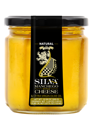 Silva R. S. Cheese in Olive Oil